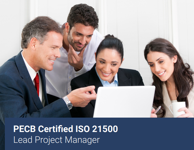 PECB Certified ISO 21500 – Project Lead Manager